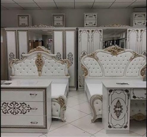 Спальный гарнитур Гранд люкс 6 д. Мебель со склада!!!