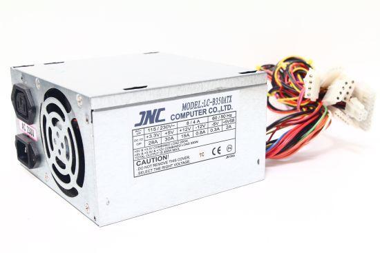 JNC LC-B300ATX, 300W, Главный Разъем Питания 24 PIN(x1), ATX 12V CPU 4