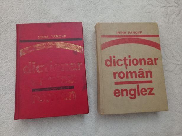 dictionare roman-englez,englez-roman