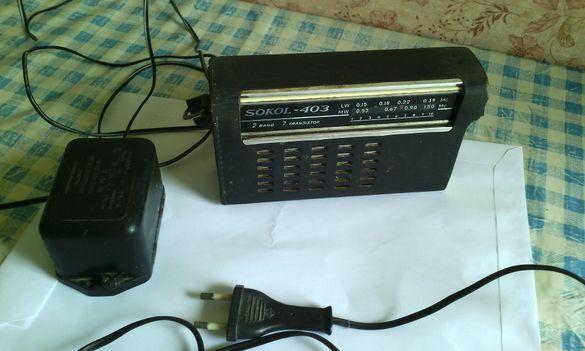 Радиоапарат СОКОЛ 403