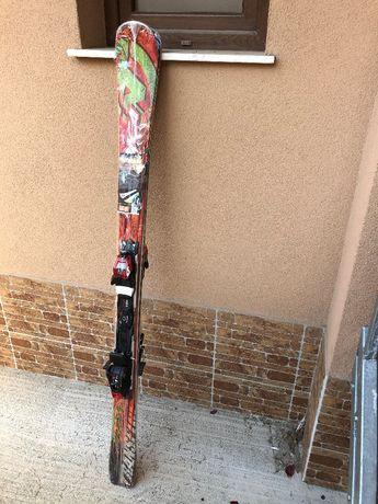 Ски с апарати Nordica