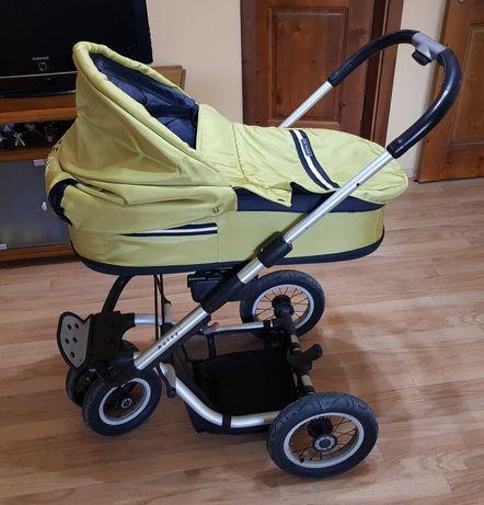 Бебешка количка Mutsy 3 Rider, с два коша и пълен комплект аксесоар