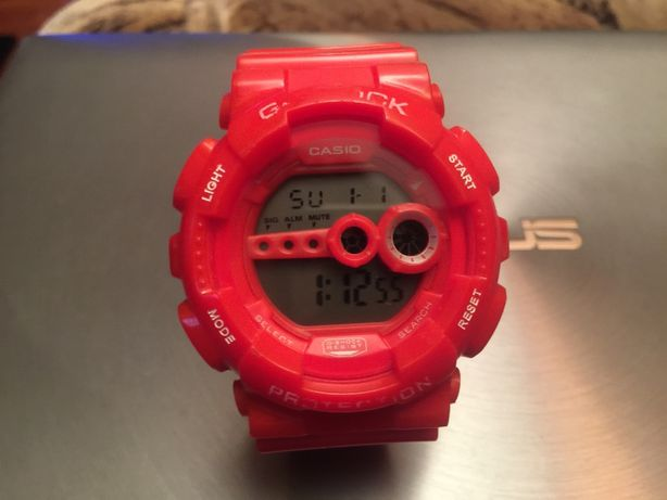 Ceas Casio G-SHOCK GA-100