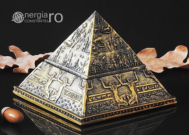 Piramida Orgonica Energetica Pentru Energizare Obiecte - cod ORG070