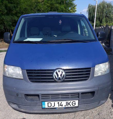 Volkswagen T 5 2008 de Jandarmerie