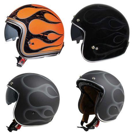НОВО! Скутерски каски MT Helmets Le Mans скутер мото мотор