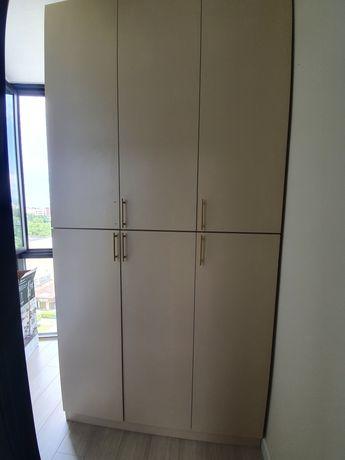 Шкаф 270×135 или 2 тумбы 135х135