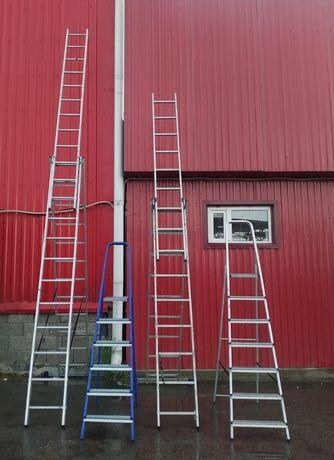 Аренда лестниц,стремянки,трансформеры.Аренда инструментов.