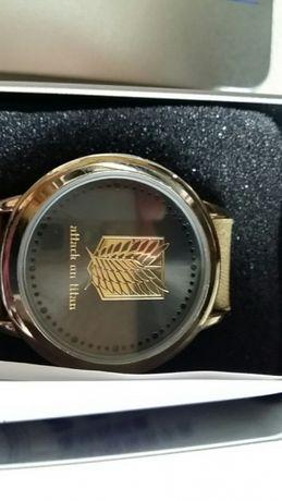 Продам LED часы фанатам аниме Атака титанов