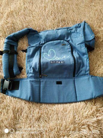 Слинг рюкзак для переноски детей