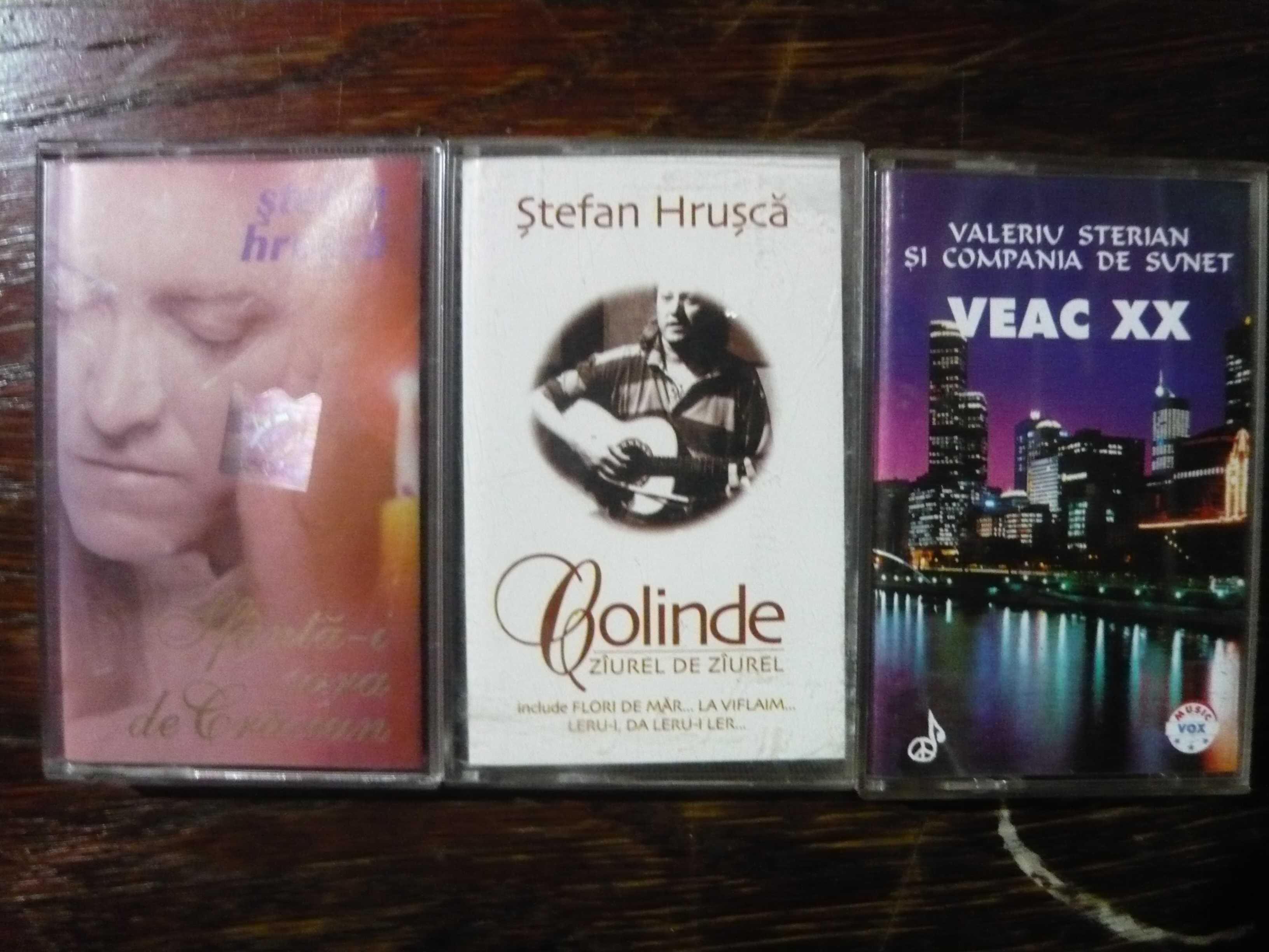 casete audio muzica