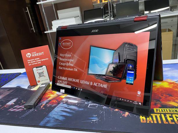 Игровой Трансформер Acer Nitro 5 Spin - Core i5-8250U/8Gb/1Tb/GTX1050