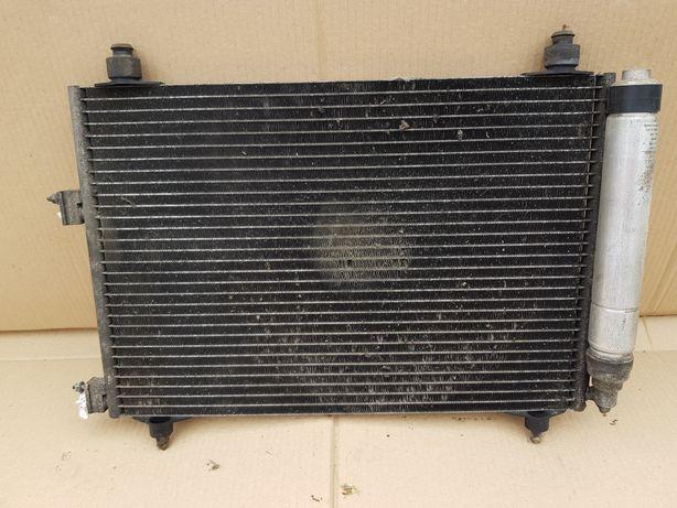 Radiator climă AC Peugeot 307 2.0HDI
