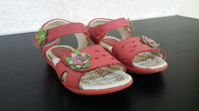 Sandalute - fetite - roz - 24