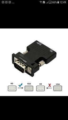 VGA переходник на HDMI