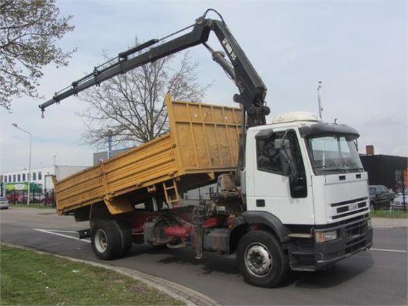 130лв. Услуги с Камион с голям КРАН.. 6 тона товароносимост на камиона