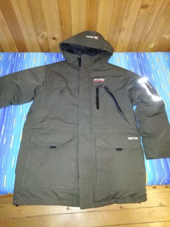 Peak performance gore tex parka