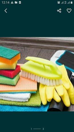 Уборка квартир и мытье окон в Астане