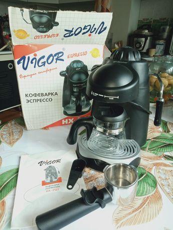 Кофеварка эспрессо 11 000тенге
