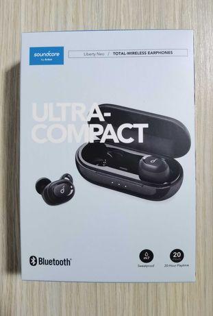 Casti Bluetooth Anker Soundcore Liberty Neo Sport Transport Gratuit