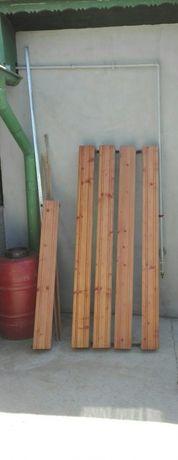 Galerii din lemn