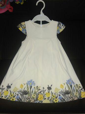 Лятна рокля 86-92 размер