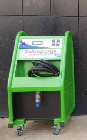 Машинно отпушване почистване профилактика радиатор парно на автомобили
