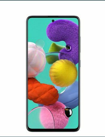 Vand sau schimb Samsung Galaxy A51 ,nou,cutie, garantie 24 luni, negru