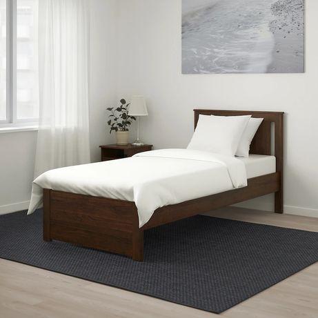 Икеа новая кровать СОНГЕСАНД 90х200см коричневый