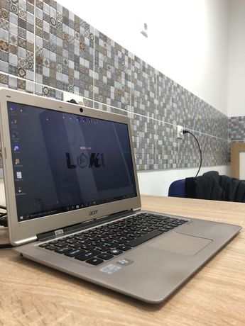 Продается ультрабук Acer aspire s3