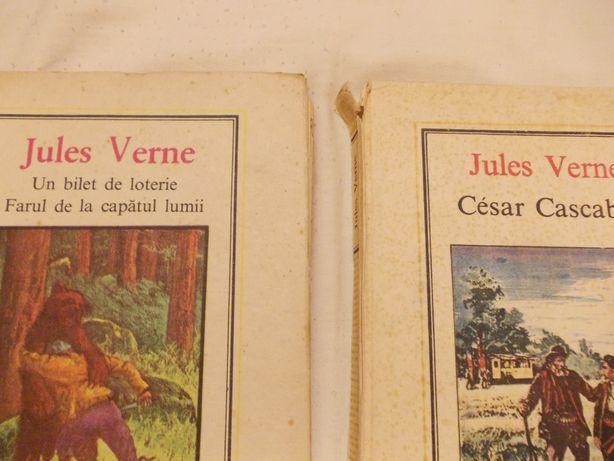 carti Jules Verne sau schimb