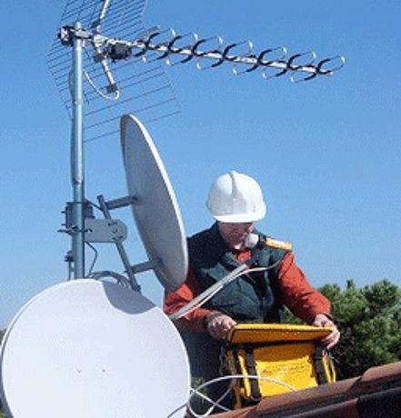 Reglez antene satelit