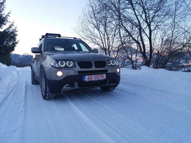BMW X3 E83 x drive