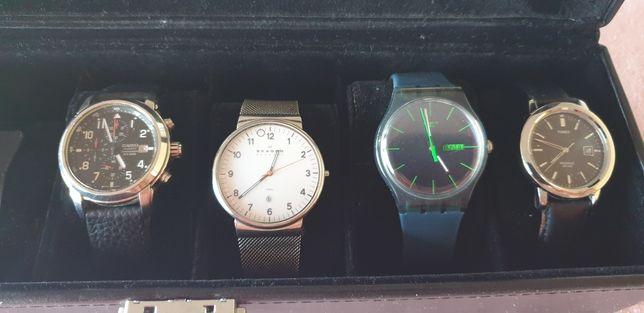 Ceas Casio, Skagen, Swatch, Timex