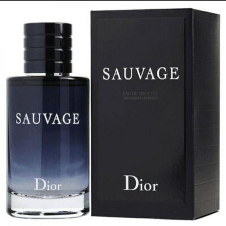 Мужские духи Christian Dior Sauvage. Саваж. Духи Эссенс.
