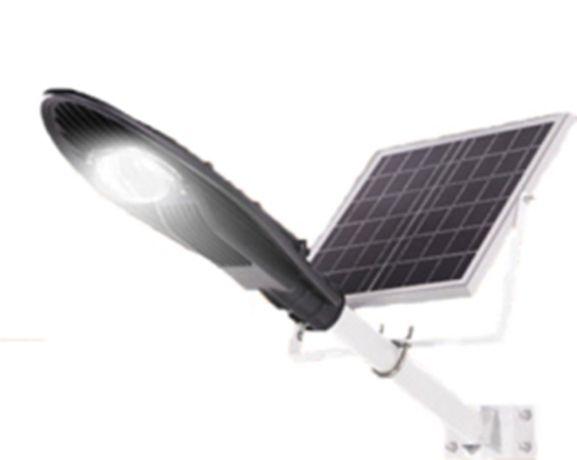 Уличные светильники на солнечной батареи