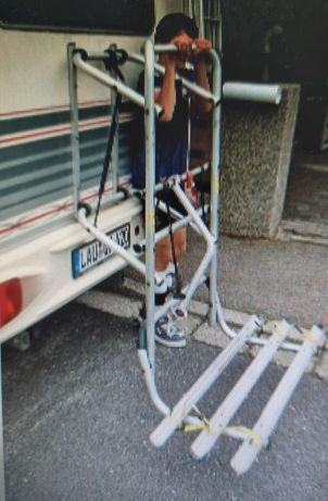 Suport biciclete cu lift pt autorulota/camper Fiamma