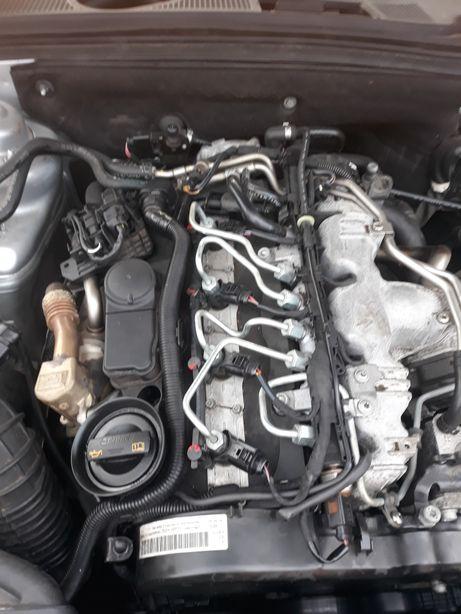 Motor audi 2 0 tdi euro 5 cod caga