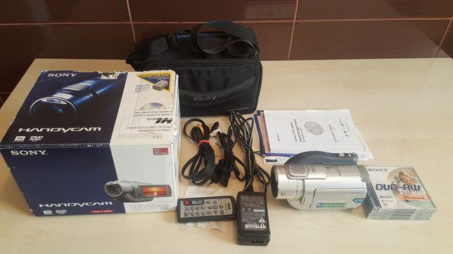 Camera video wide HANDYCAM DCR-DVD404E