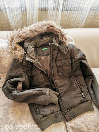 Зимно яке за момче Benetton
