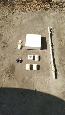 Сигнализация пультовой охраны полный комплект для жилья или магазина