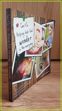 """Helping Kids Find Wonder in the Everyday"" (carte activitati pt copii)"