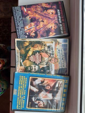Историческое кино на DVD