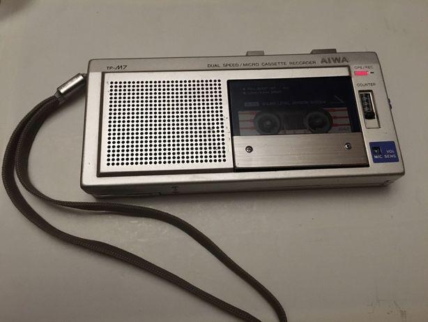Vând reportofon AIWA  TP-M7