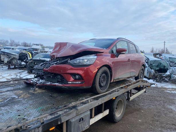 Dezmembrari Kit roata de rezerva Renault Clio 4 2018 break 1.216v
