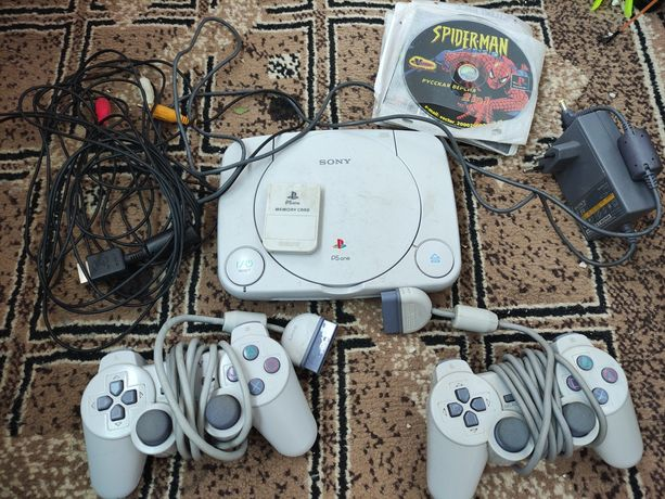 Продам Sony PlayStation (PS one)
