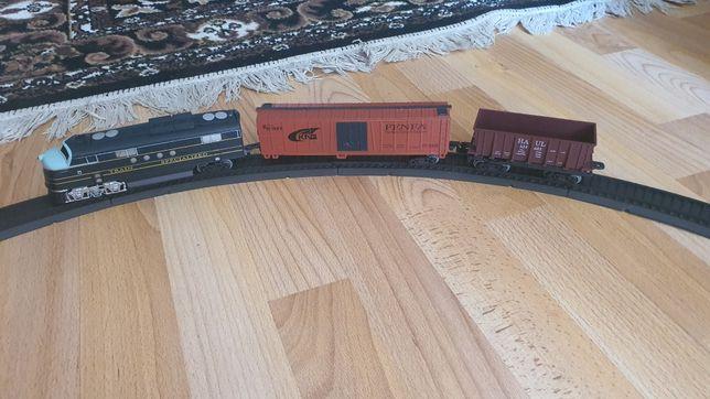 Железная дорога, диаметр 96 см