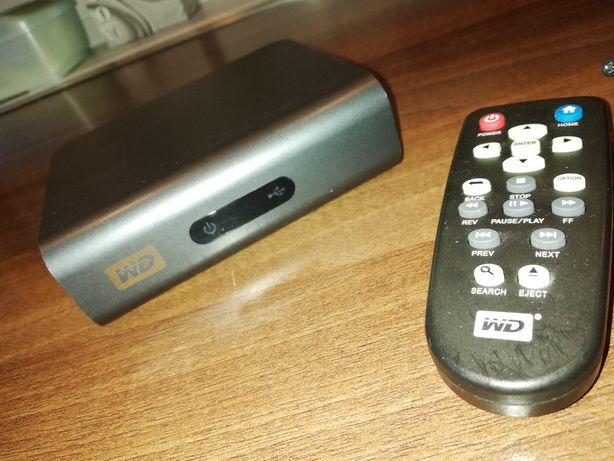 Western Digital TV Live Full HD Player Dolby Digital HDMI, audio Optic