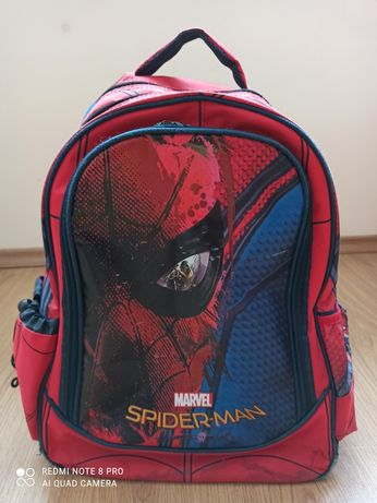 Ученическа раница Spiderman