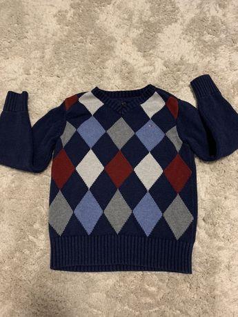 Pulover Tommy Hilfiger 4-5 ani